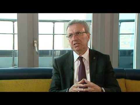 İş Bankası Genel Müdürü Adnan Bali'yle Röportaj