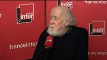 Hubert Reeves répond aux questions des auditeurs de France Inter