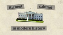 A guide to Donald Trump's potential cabinet of billionaires