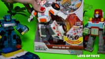 Transformers Rescue Bots Medix the Doc Bot , Hoist the Tow Bot Rescue Julius Jr and Ryder Paw Patrol
