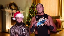 Enzo & Big Cass do some heavy improvising on their must-see reading of 'The Night Before Christmas