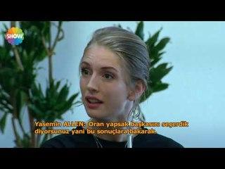 Demet Akbağ ile Çok Aramızda 10.Bölüm   Murat Boz, Yasemin Allen, İrem Sak