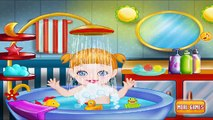 Baby Bath Time Fun with Baby Bath Games for Girls by Purple Studio Kids Games