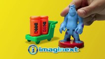 Mattel - Fisher Price - Imaginext - Monsters University - Monsters Scare Factory