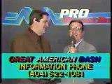 NWA The Great American Bash 1986 Trailer