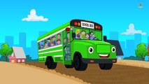 wheels on the bus | nursery rhymes | kids songs | baby rhymes | childrens video