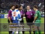 01.11.1995 - 1995-1996 UEFA Champions League Group A Matchday 4 Panathinaikos FC 0-0 FC Porto