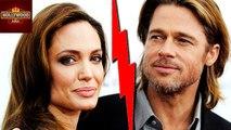 Brad Pitt LASHES Angelina Jolie Through Legal Documents | Hollywood Asia
