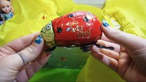 Surprise Eggs/Kinder Surprise/Caja de Sorpresa/ Kinder Sorpresa Huevos/Surprise Box