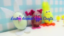 Best of Easy Easter Crafts: Cute Easter Egg & Bunny Craft for Kids | DIY Fun