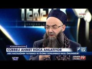 Teke Tek - 1 Aralık Salı - Cübbeli Ahmet Hoca (Tek Parça)