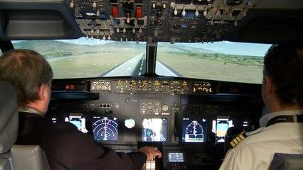 Prenez votre envol avec le simulateur d'un Boeing 737-800