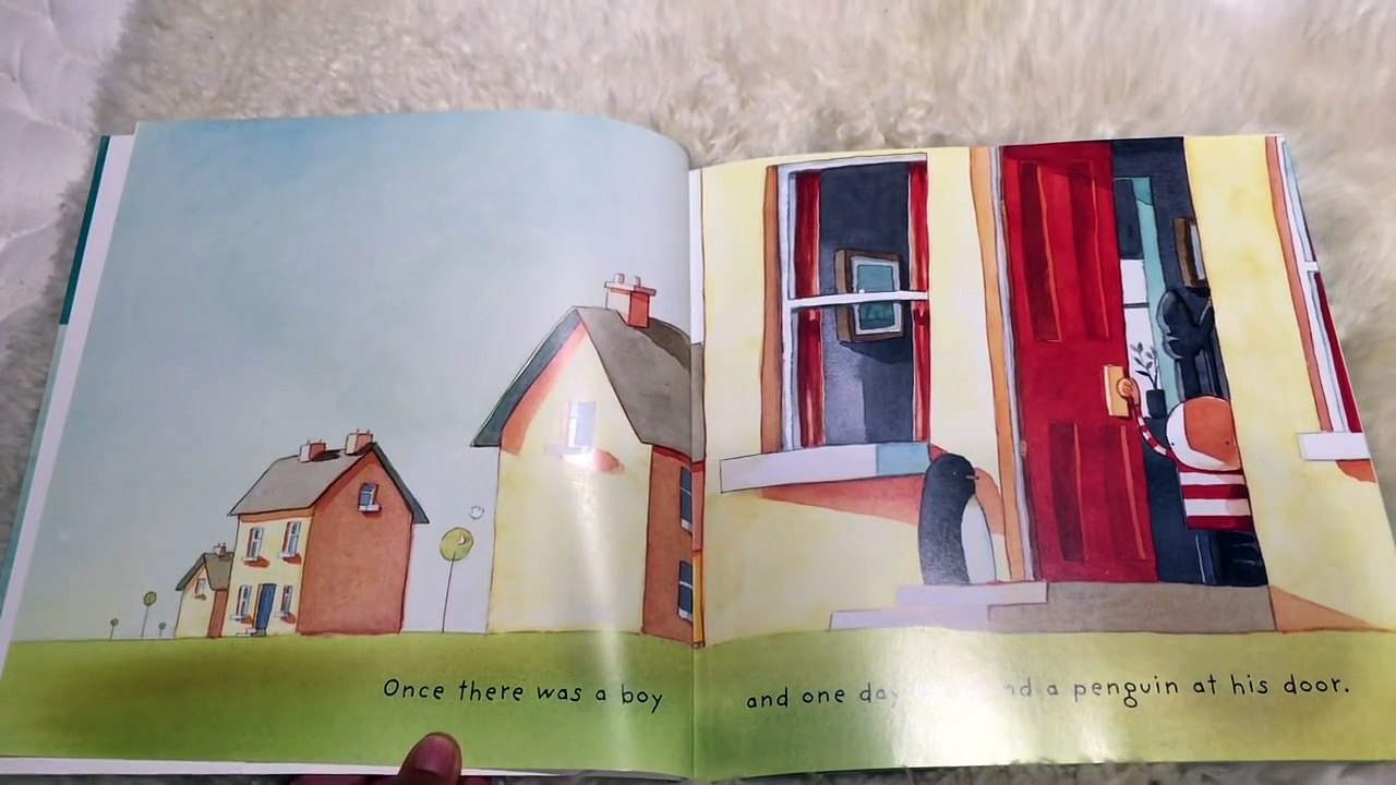 Lost And Found By Oliver Jeffers Dailymotion Video