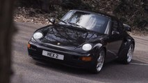 The 911 so rare, Porsche kept it a secret for 10 years