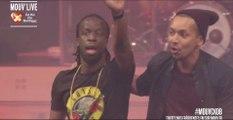 "YOUSSOUPHA feat. WALY DIA : ""On se connait""  #MOUVLIVECKDB"