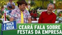 Matheus Ceará fala sobre as festas de confraternização de empresas