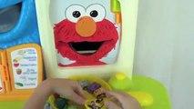 Elmo Eats Cars Cookie Monster Eats Cars DisneyCarToys Cookie Monster Eats Lightning McQueen