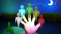 Ghost Finger Family | Finger Family Funny Ghots For Cartoon Kids Rhymes