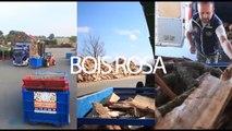 Film professionnel BOIS ROSA - Rhône (69) - Industrie Bois chauffage en Rhône-Alpes