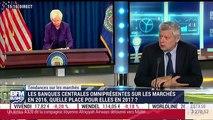 Les tendances sur les marchés: Quelle place pour les banques centrales en 2017 ? - 23/12