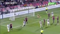 1-0 Giorgio Chiellini Goal HD - Juventus vs AC Milan - Italian Supercup 23.12.2016