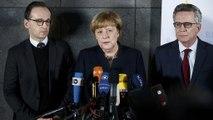Αύξηση των απελάσεων προανήγγειλε η Μέρκελ μετά την επίθεση στο Βερολίνο
