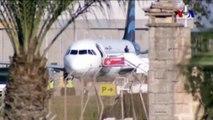 Libya Yolcu Uçağındaki Rehine Krizi Sona Erdi
