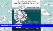 Audiobook  Anatomy   Physiology (Flash Cards) I. Edward Alcamo Pre Order