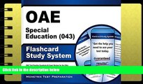 Audiobook  OAE Special Education (043) Flashcard Study System: OAE Test Practice Questions   Exam