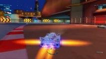 CARS 2 - Course entre Flash McQueen et ses amis - Le jeux tiré du film CARS 2