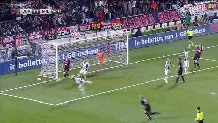 Обзор матча · Ювентус (Турин) - Милан (Милан) - 1:1