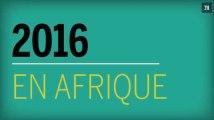 2016 : l'actualité politique africaine en images