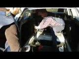 Marcianise (CE) - 5 chili di eroina in auto, arrestato albanese (23.12.16)