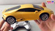 LAMBORGHINI - Rastar RC Car Toy | Toys Cars For Children | Kids Cars Toys Videos HD Collection