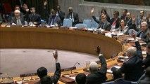 U.N. passes resolution condemning Israeli settlements in Palestinian territories