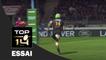 TOP 14 - Essai Gabriel LACROIX (SR) – Bayonne-La Rochelle – J14 – Saison 2016-2017