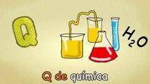 Alfabeto para crianças - Q-Canção - O Alfabeto em português - canções infantis   Portuguese Q-Song