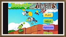 Top Zombies Games :-) Plants-VS Zombies Angry - Zombies-2 Shooting Game