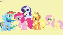My Little Pony Finger Family Collection My Little Pony Finger Family Songs MLP Nursery Rhymes