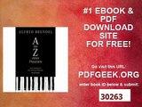 A bis Z eines Pianisten Ein Lesebuch für Klavierliebende