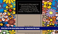 PDF [FREE] DOWNLOAD  Financial   Managerial Accounting 7/e, or Corporate Financial Accounting 7/e