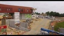 drone btp Vendée - drone génie civil Vendée - drone travaux publics Vendée