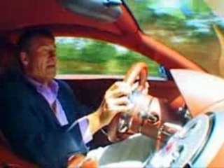Bugatti Veyron  @ Fifth Gear