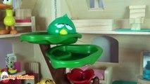 Pocoyo and Friends Home Adventures | Pocoyo Pato Elly Loula Sleepy Bird
