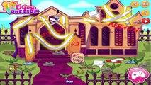Monster High Sorority House - Monster High House Makeover Game for Kids