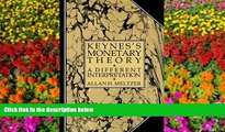 PDF [FREE] DOWNLOAD  Keynes s Monetary Theory: A Different Interpretation BOOK ONLINE