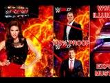 WWE RAW SHOW EXPOSED! FLASHING SUBLIMINAL ILLUMINATI PYRAMID ---MUST SEE-!--- Urdu_Hindi