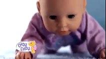 Zapf Creation - Chou Chou - Learn to Walk Doll