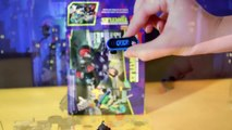 TORTUES NINJAS dans une grande aventure LEGO ! TORTUGAS NINJAS en una gran aventura LEGO