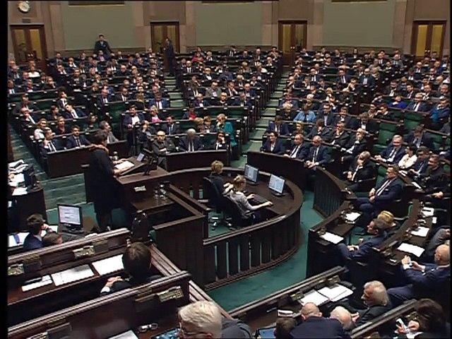 Poseł Dorota Rutkowska - Wystąpienie z dnia 13 grudnia 2016 roku.